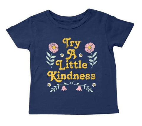 Try a Little Kindness, Boxy Girls Tee