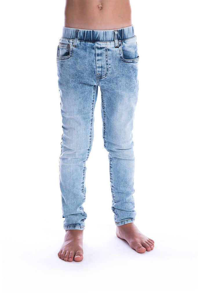Blue Denim Jegs