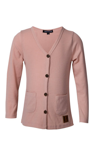 Blush Signature Cardigan