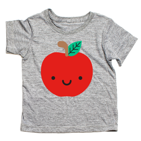 Kawaii Apple Tshirt