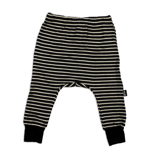 Bamboo Joggers- Striped