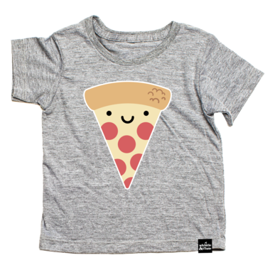 Kawaii Pizza Tshirt