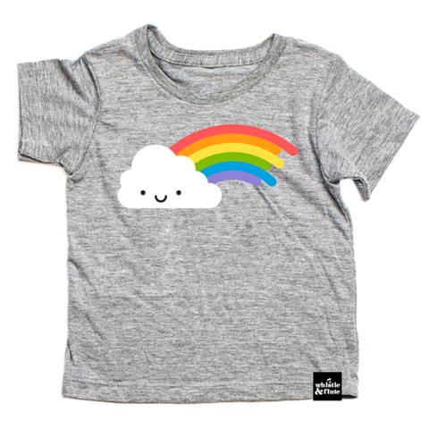 Kawaii Rainbow Tshirt
