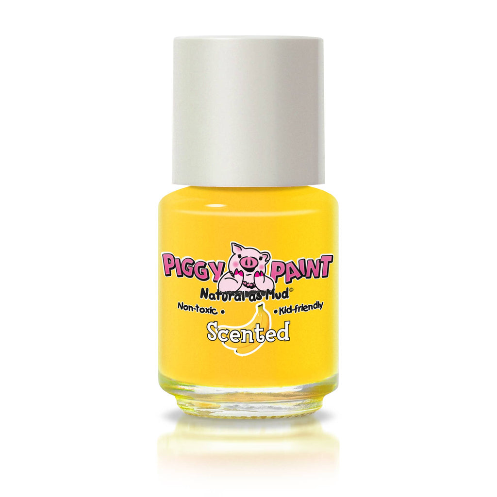 Mini Scented Polish~ Banana Besties