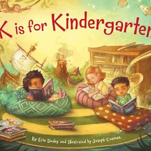 K is for Kindergarten Book