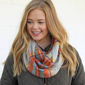 Infinity Scarf Collection - Autumn Blend