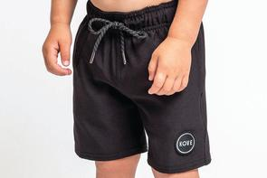 Black Skipper Recycled Swim Trunks