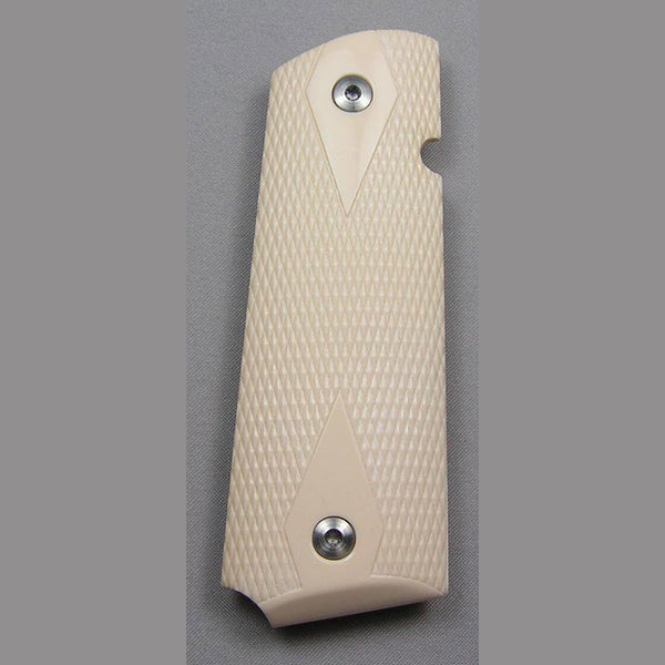 simulated ivory 1911 grips