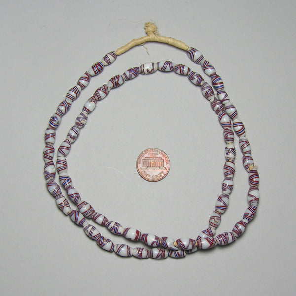 French Cross Trade Beads