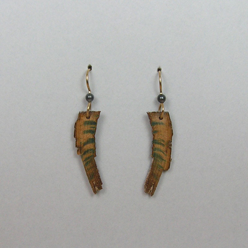 Mammoth Ivory Earrings 13