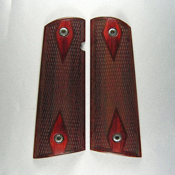 magwell wood grips