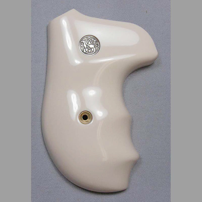 S&W Simulated Ivory Pistol Grips