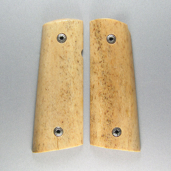 compact 1911 sea cow bone grips