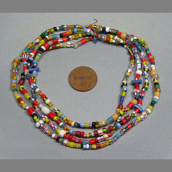 Trade Beads Antique Vintage Boone Trading Company