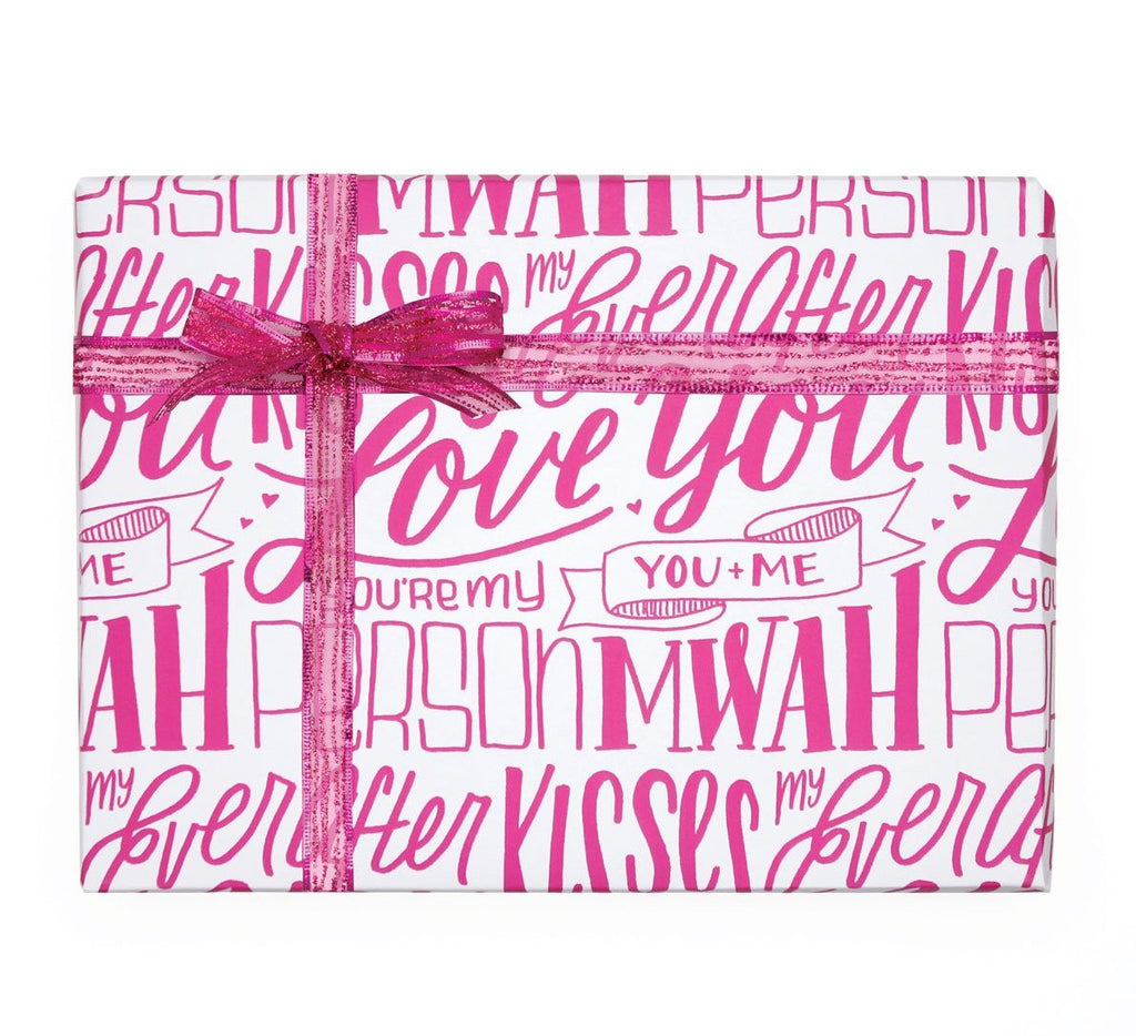 A Type of Love Gift Wrap