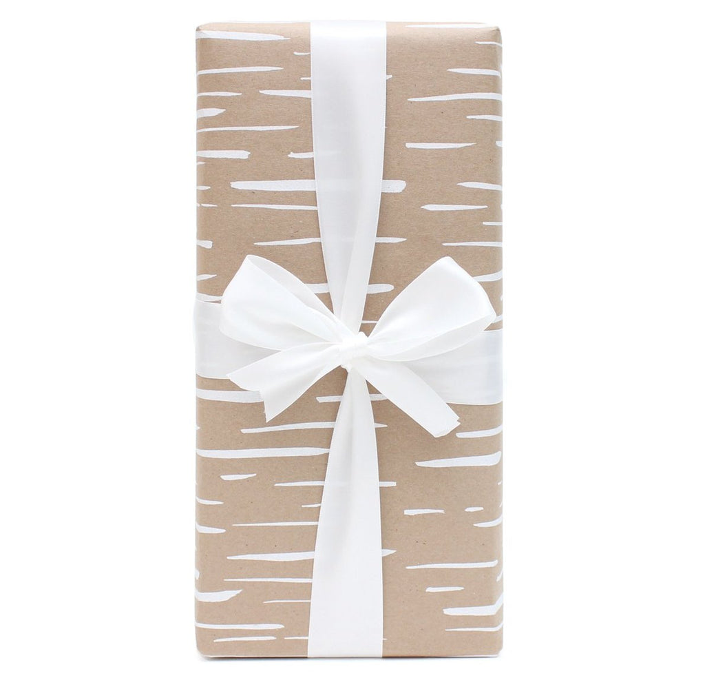 Birch Tree Gift Wrap