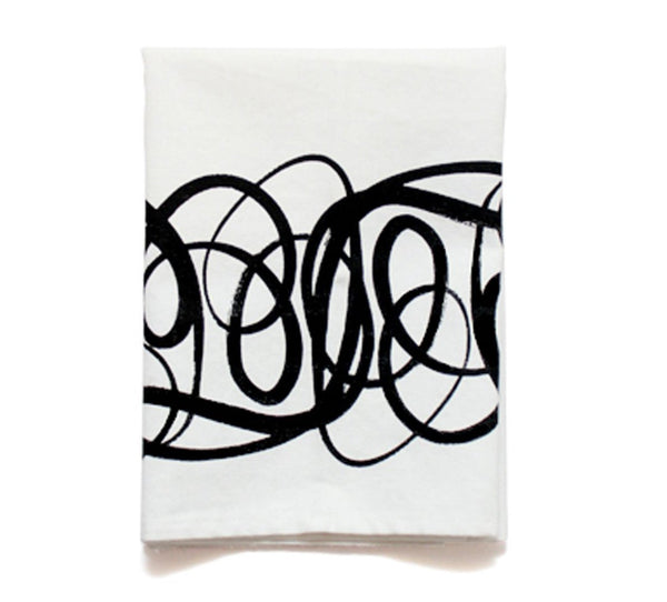 Assorted Abstract Napkins