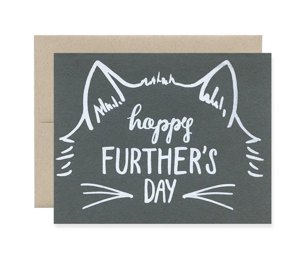 Happy Further's Day - Cat