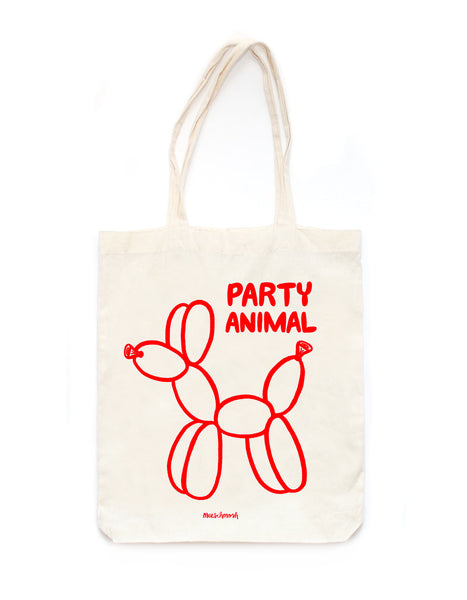 Party Animal Tote