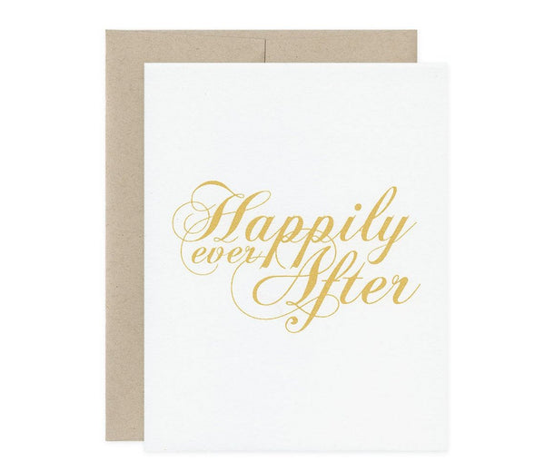 Happily Ever After - Gold