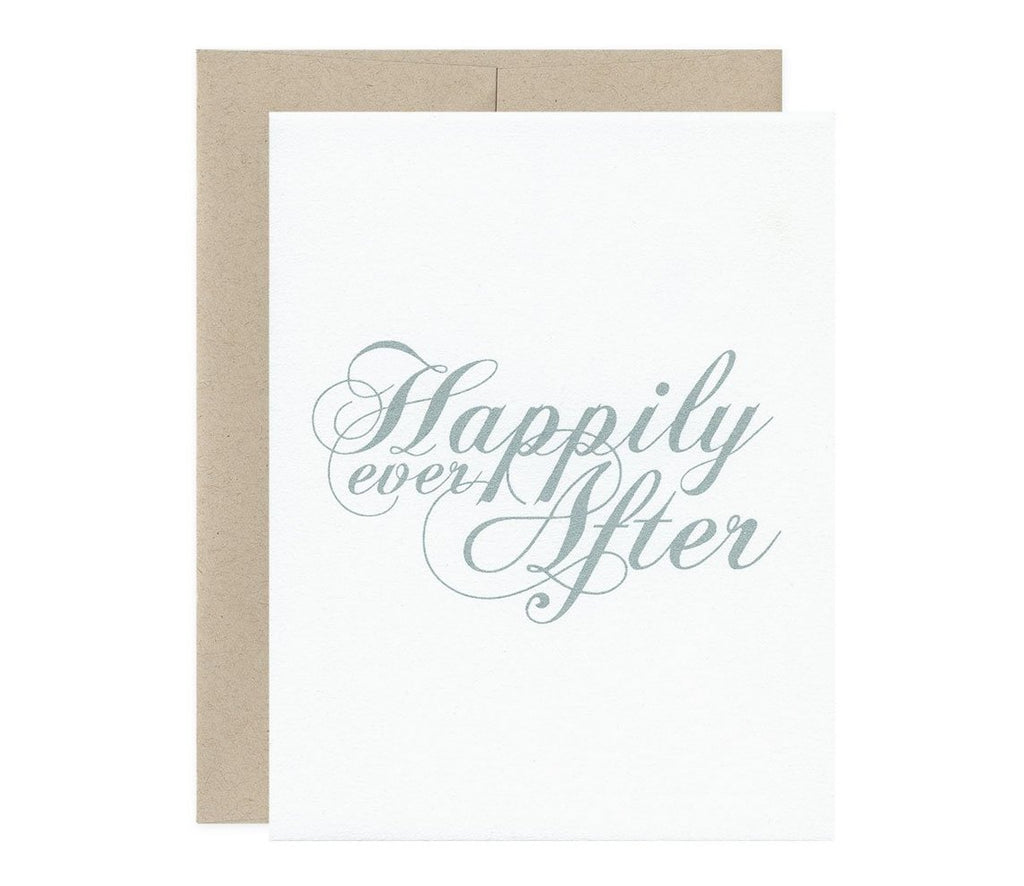 Happily Ever After - Silver