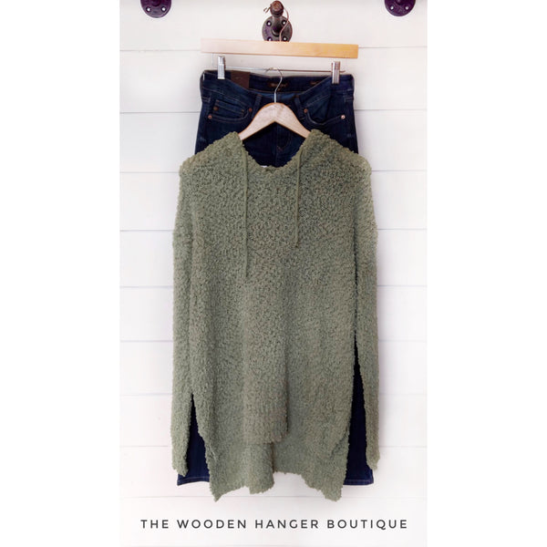 A Little More Popcorn Pullover - The Wooden Hanger Boutique