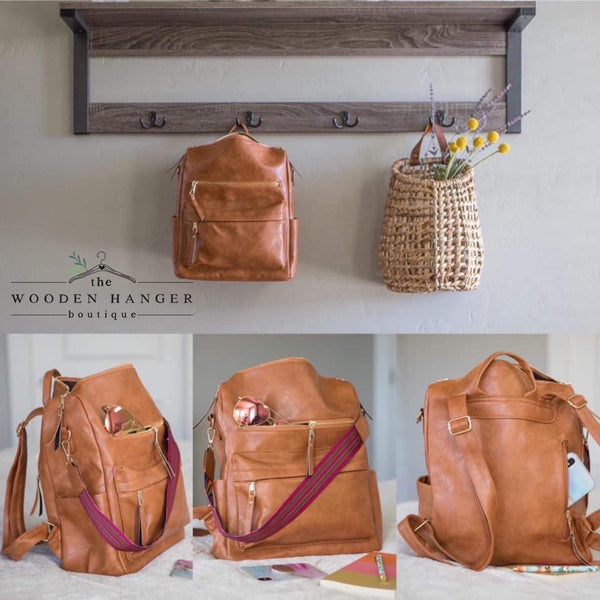 Julia Convertible Bag - The Wooden Hanger Boutique