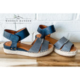 Walking in Circles Sandal - The Wooden Hanger Boutique