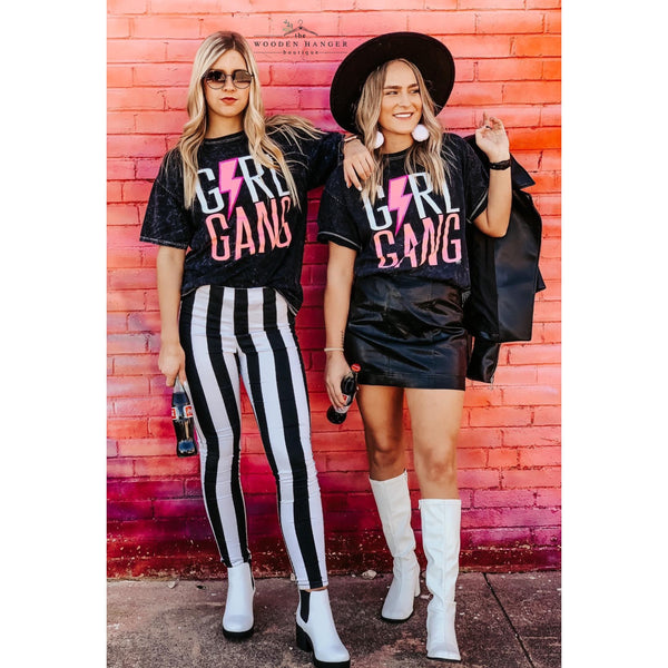 Girl Gang Mommy & Me Tee
