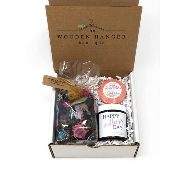 Mother's Day Gift Boxes - The Wooden Hanger Boutique