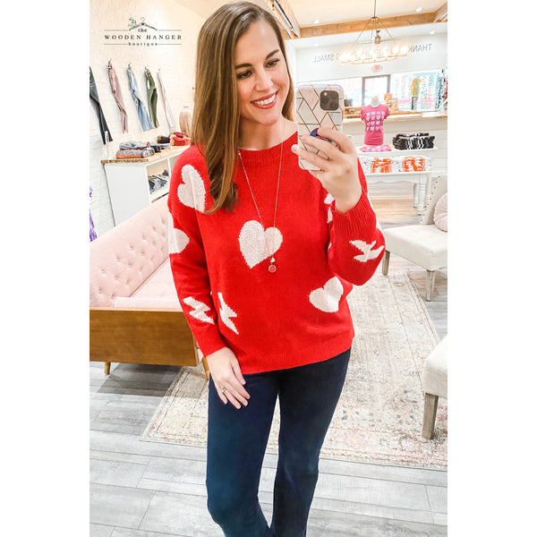Valentine Dates Sweater