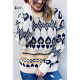 Let You Know Sweater - The Wooden Hanger Boutique
