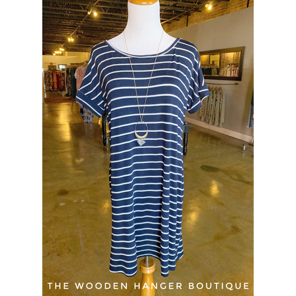 Best of Both Worlds Dress - The Wooden Hanger Boutique