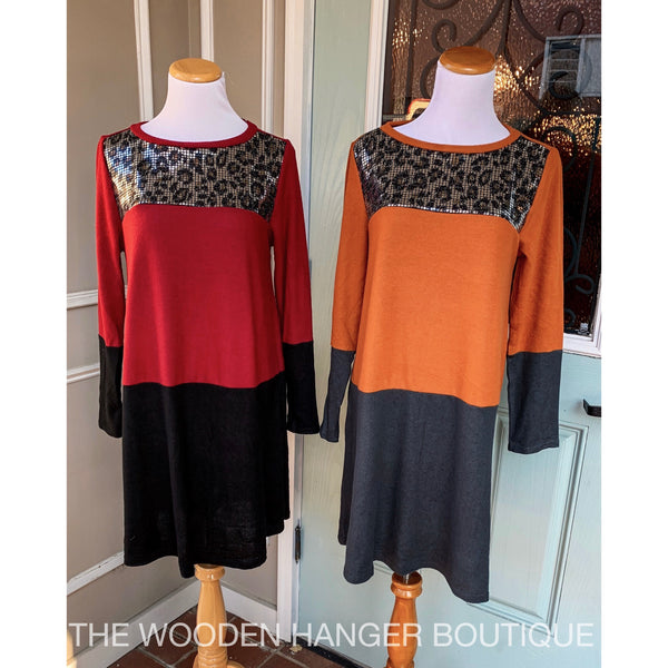 Last to Know Dress - The Wooden Hanger Boutique