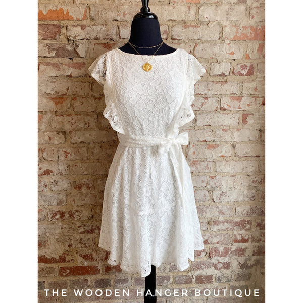 Hear the Bells Dress - The Wooden Hanger Boutique