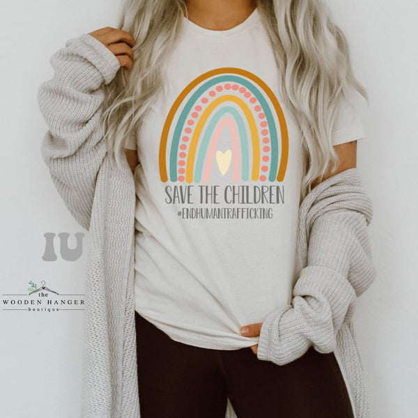 PREORDER: Save the Children Tee