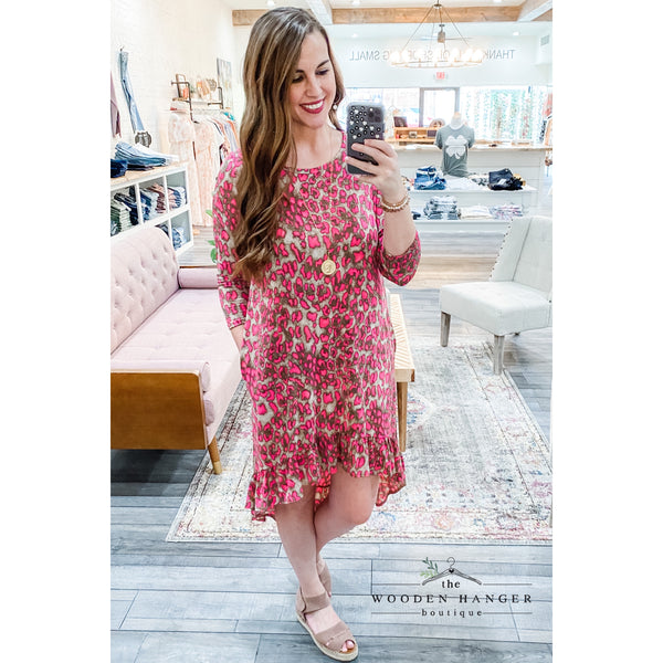 Somebody That I Used to Know Dress - The Wooden Hanger Boutique
