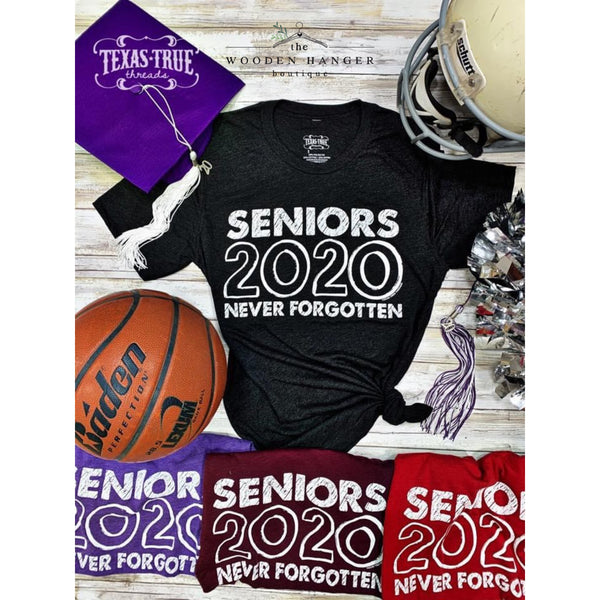 Seniors 2020 Tee - The Wooden Hanger Boutique