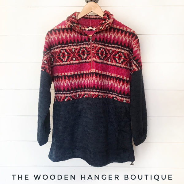 Adventure Begins Pullover - The Wooden Hanger Boutique