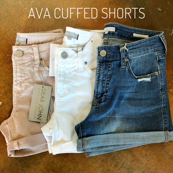 Ava Short - The Wooden Hanger Boutique