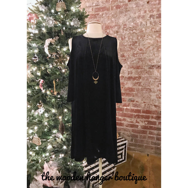 CURVY Here's To The New Year Dress - The Wooden Hanger Boutique