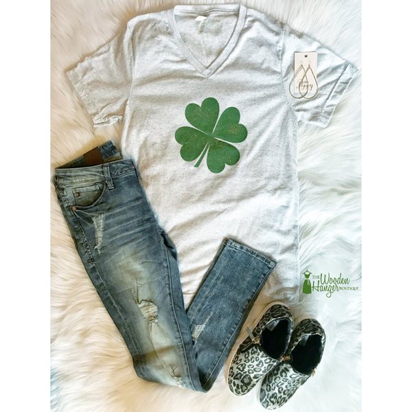 St. Patrick's Day Tee - The Wooden Hanger Boutique