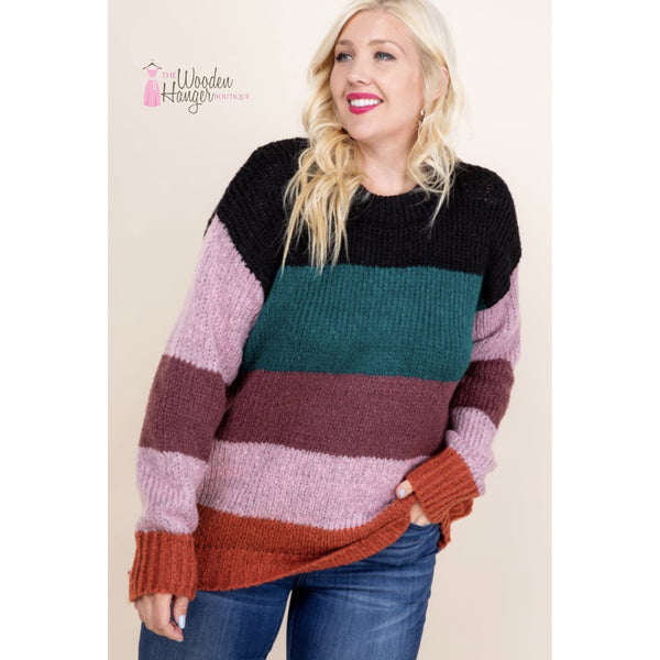 In Perfect Harmony Sweater