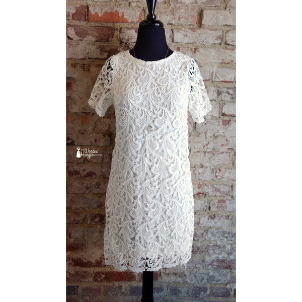 To Have and To Hold Crochet Dress