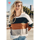Fall in the South Sweater - The Wooden Hanger Boutique
