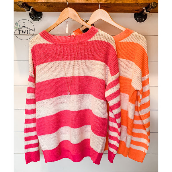 Play That Song Sweater - The Wooden Hanger Boutique