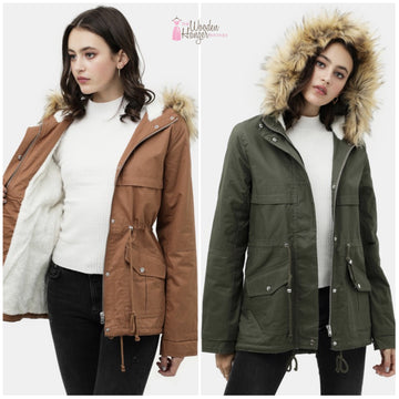 Cold Winter Days Jacket