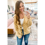 Let My Heart Run Wild Cardigan