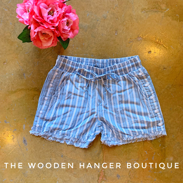 Bree Short - The Wooden Hanger Boutique