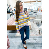 Sweet and Sassy Sweater - The Wooden Hanger Boutique